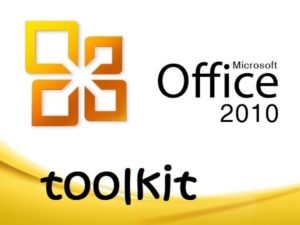 download office 2010 toolkit and ez activator